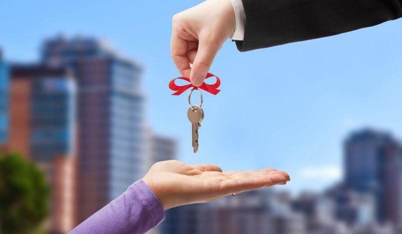 Видача ключів в перших будинках ЖК Софія Residence